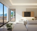 ESCBN/AJ/009/98/DBD02/00000, Costa Blanca North, Pedreguer, stunning penthouse with 3 bedrooms for sale