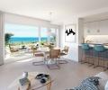 ESCDA/AH/008/93/F3N1541/00000, Costa de Azahar, Valencia, Sagunt, new built apartment with sea and mountain view for sale