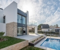 ESPMI/AH/002/36/20D2/00000, Majorca, north coast, furnished new build villa with pool and garden
