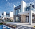 ESPMI/AH/002/36/140C14/00000, Majorca, north coast, furnished new build villa with pool and garden